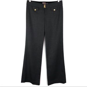 Juicy Couture Dress Pants Heathered Stretch